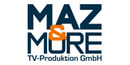 Logo MAZ&MORE TV-Produktion GmbH in Berlin