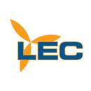 Logo LEC Construction International GmbH in Obertrubach